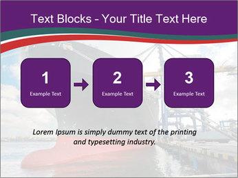 Huge Tanker PowerPoint Template - Slide 71