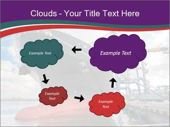 Huge Tanker PowerPoint Template - Slide 72