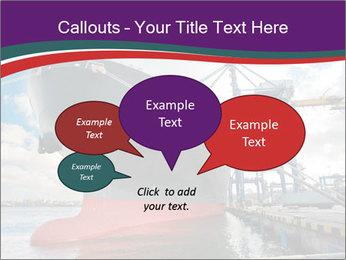 Huge Tanker PowerPoint Template - Slide 73
