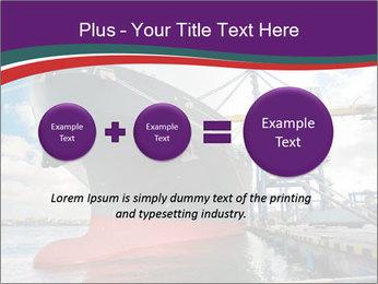 Huge Tanker PowerPoint Template - Slide 75