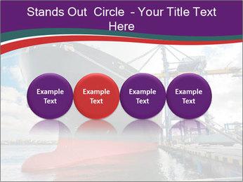 Huge Tanker PowerPoint Template - Slide 76