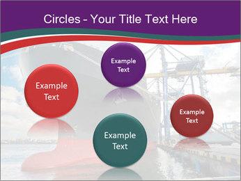 Huge Tanker PowerPoint Template - Slide 77