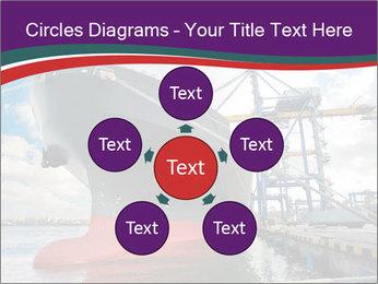 Huge Tanker PowerPoint Template - Slide 78