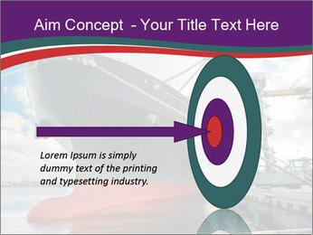 Huge Tanker PowerPoint Template - Slide 83