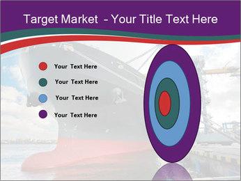 Huge Tanker PowerPoint Template - Slide 84