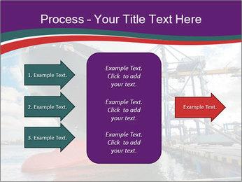 Huge Tanker PowerPoint Template - Slide 85