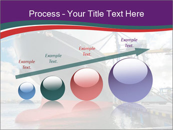 Huge Tanker PowerPoint Template - Slide 87