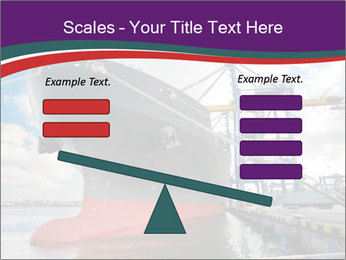 Huge Tanker PowerPoint Template - Slide 89