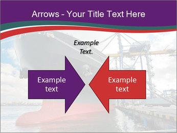 Huge Tanker PowerPoint Template - Slide 90