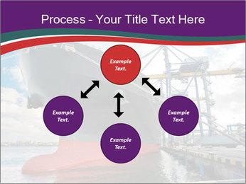 Huge Tanker PowerPoint Template - Slide 91