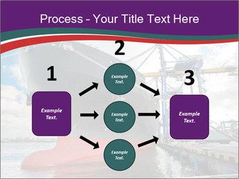 Huge Tanker PowerPoint Template - Slide 92