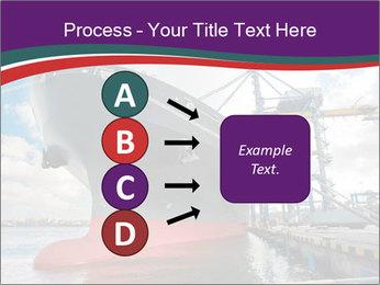Huge Tanker PowerPoint Template - Slide 94
