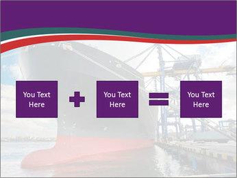 Huge Tanker PowerPoint Template - Slide 95