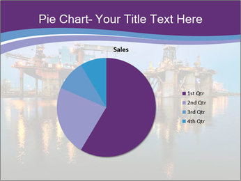 Shipyard At Night PowerPoint Template - Slide 36