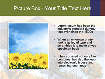 Mountain Landscape PowerPoint Template - Slide 13