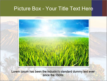 Mountain Landscape PowerPoint Templates - Slide 16