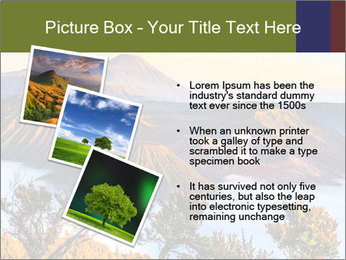 Mountain Landscape PowerPoint Template - Slide 17