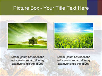 Mountain Landscape PowerPoint Template - Slide 18