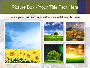 Mountain Landscape PowerPoint Template - Slide 19