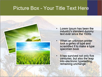 Mountain Landscape PowerPoint Template - Slide 20