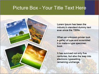Mountain Landscape PowerPoint Template - Slide 23