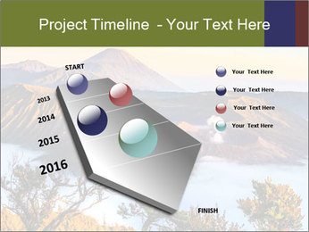 Mountain Landscape PowerPoint Templates - Slide 26