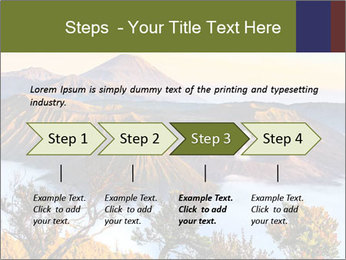 Mountain Landscape PowerPoint Templates - Slide 4