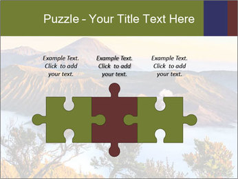Mountain Landscape PowerPoint Template - Slide 42