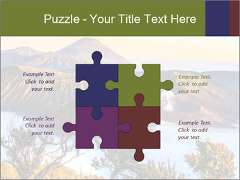 Mountain Landscape PowerPoint Templates - Slide 43