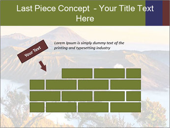 Mountain Landscape PowerPoint Template - Slide 46