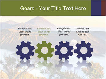 Mountain Landscape PowerPoint Template - Slide 48