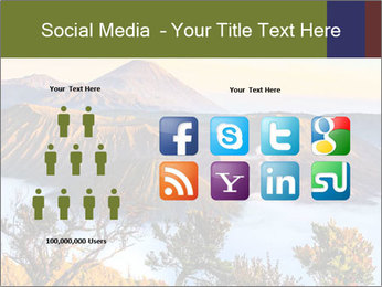 Mountain Landscape PowerPoint Template - Slide 5