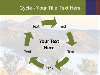 Mountain Landscape PowerPoint Template - Slide 62