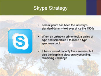 Mountain Landscape PowerPoint Template - Slide 8