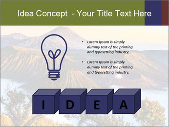 Mountain Landscape PowerPoint Templates - Slide 80