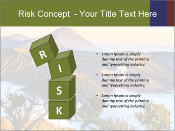 Mountain Landscape PowerPoint Templates - Slide 81