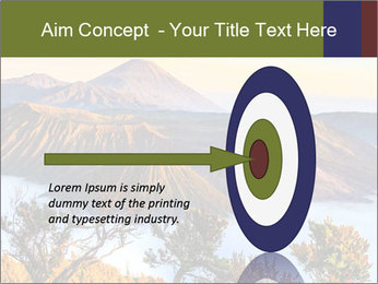 Mountain Landscape PowerPoint Template - Slide 83