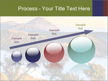 Mountain Landscape PowerPoint Templates - Slide 87