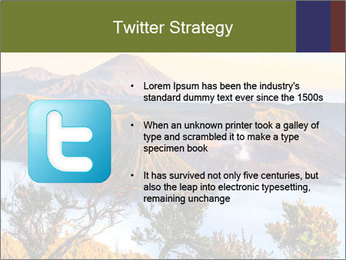 Mountain Landscape PowerPoint Template - Slide 9