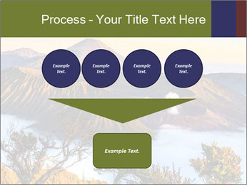 Mountain Landscape PowerPoint Templates - Slide 93