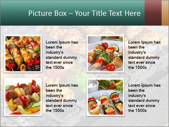 Chicken BBQ PowerPoint Templates - Slide 14