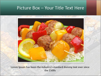 Chicken BBQ PowerPoint Templates - Slide 16