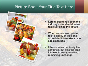 Chicken BBQ PowerPoint Templates - Slide 17