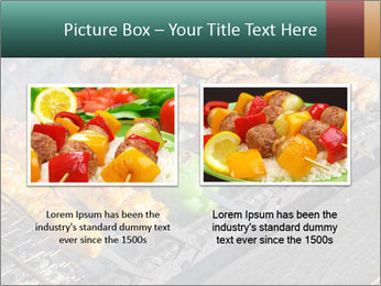 Chicken BBQ PowerPoint Templates - Slide 18