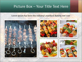 Chicken BBQ PowerPoint Templates - Slide 19
