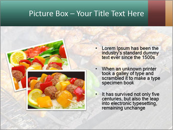 Chicken BBQ PowerPoint Templates - Slide 20