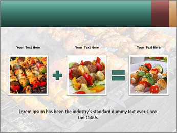 Chicken BBQ PowerPoint Templates - Slide 22
