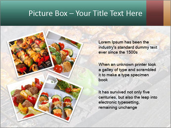 Chicken BBQ PowerPoint Templates - Slide 23