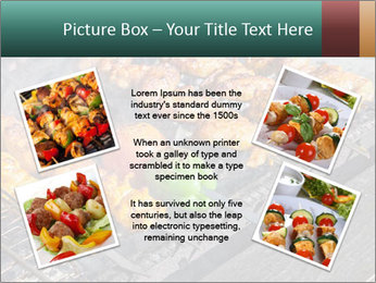 Chicken BBQ PowerPoint Templates - Slide 24