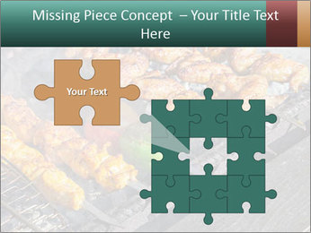 Chicken BBQ PowerPoint Templates - Slide 45